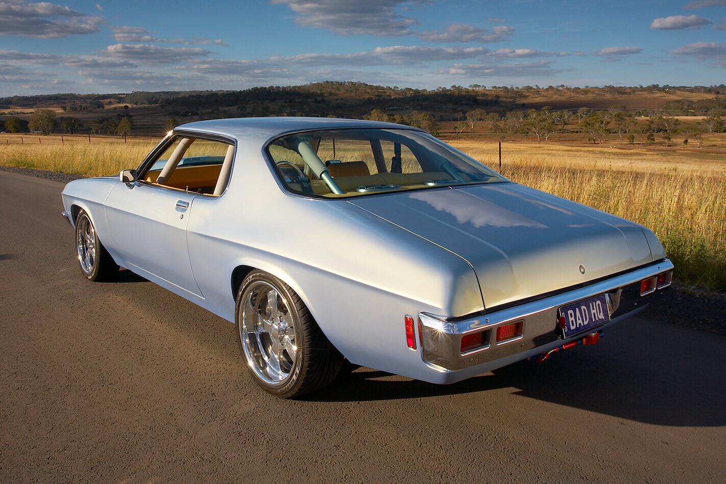 Holden HQ Monaro rear