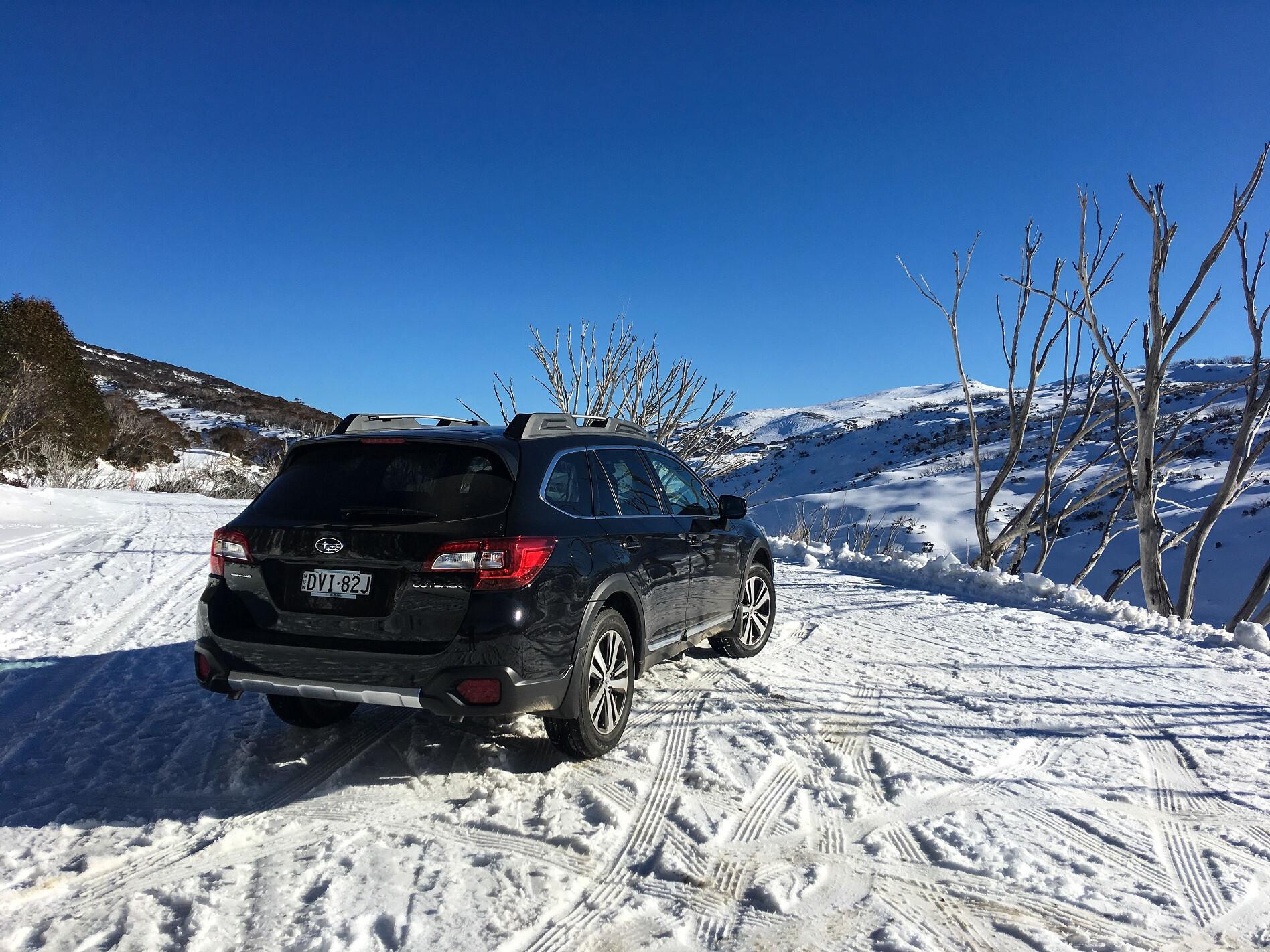 Subaru Snow Story CG 13 Jpg