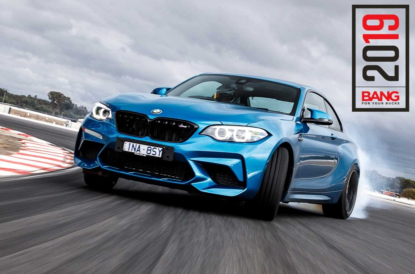 2019 BMW M2 Competition Pure track review