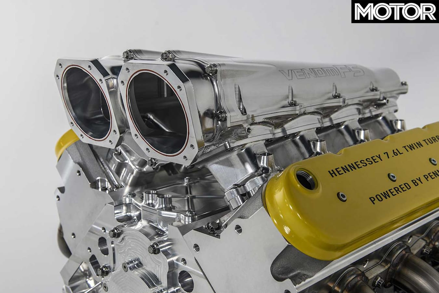 Hennessey Venom F 5 Engine Intake Jpg