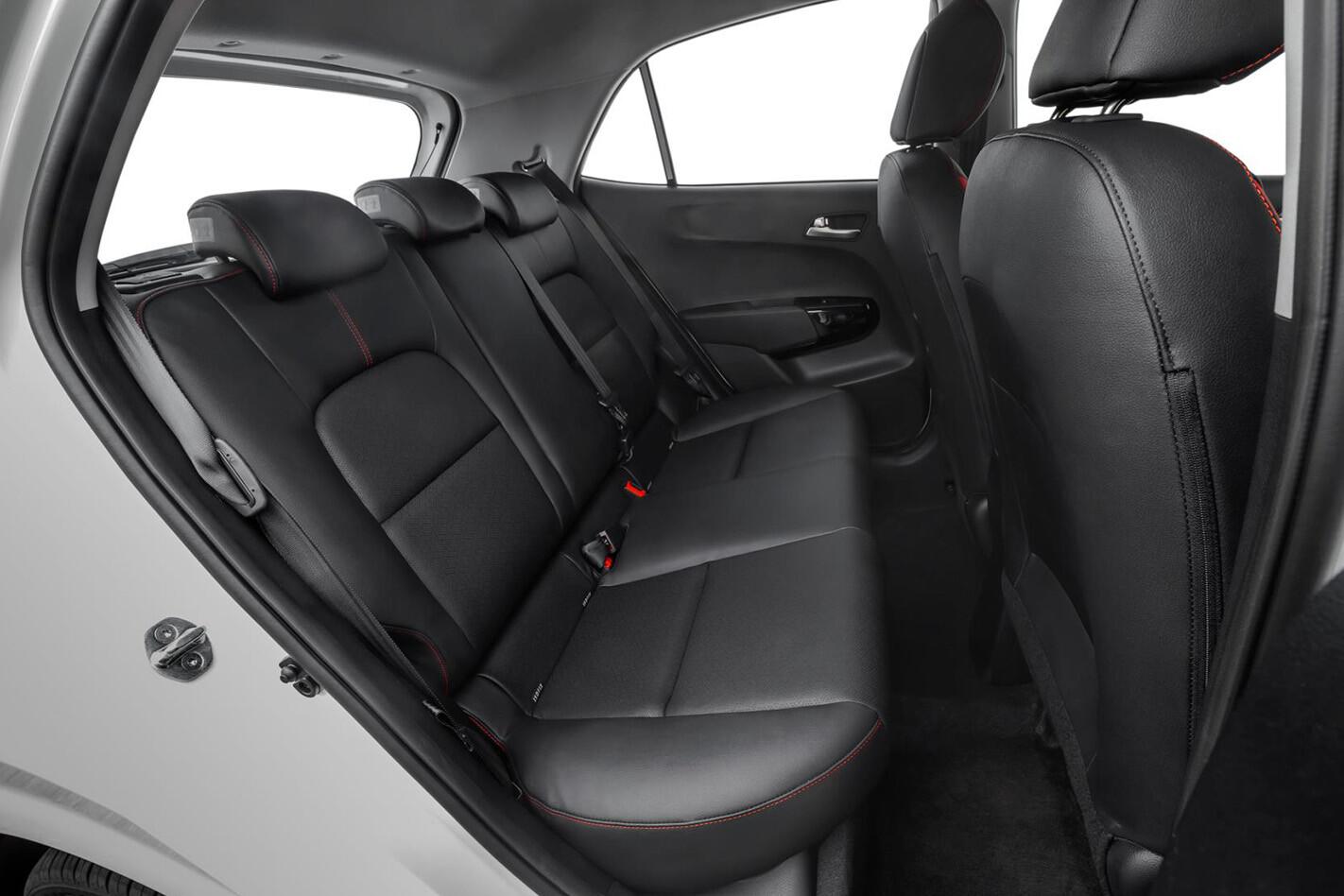 2019 Kia Picanto GT Interior Rearseat Jpg