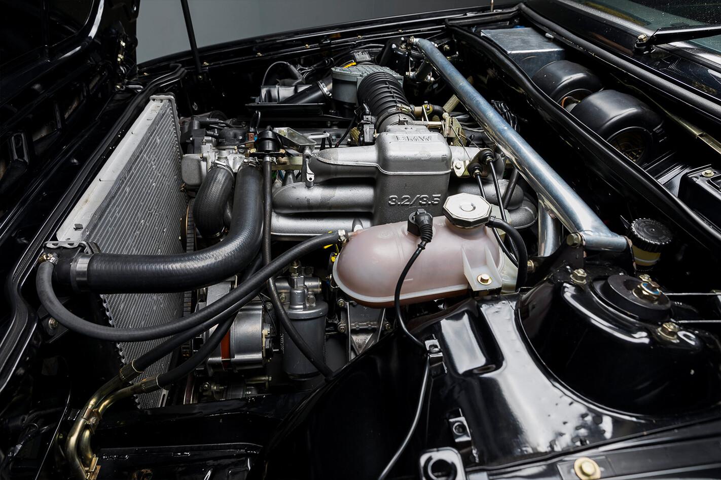 Jim Richards BMW 635 Group A Engine Jpg