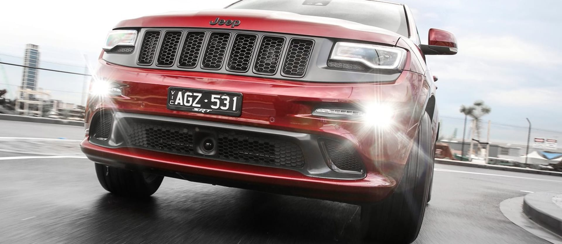 Grand Cherokee SRT sold out