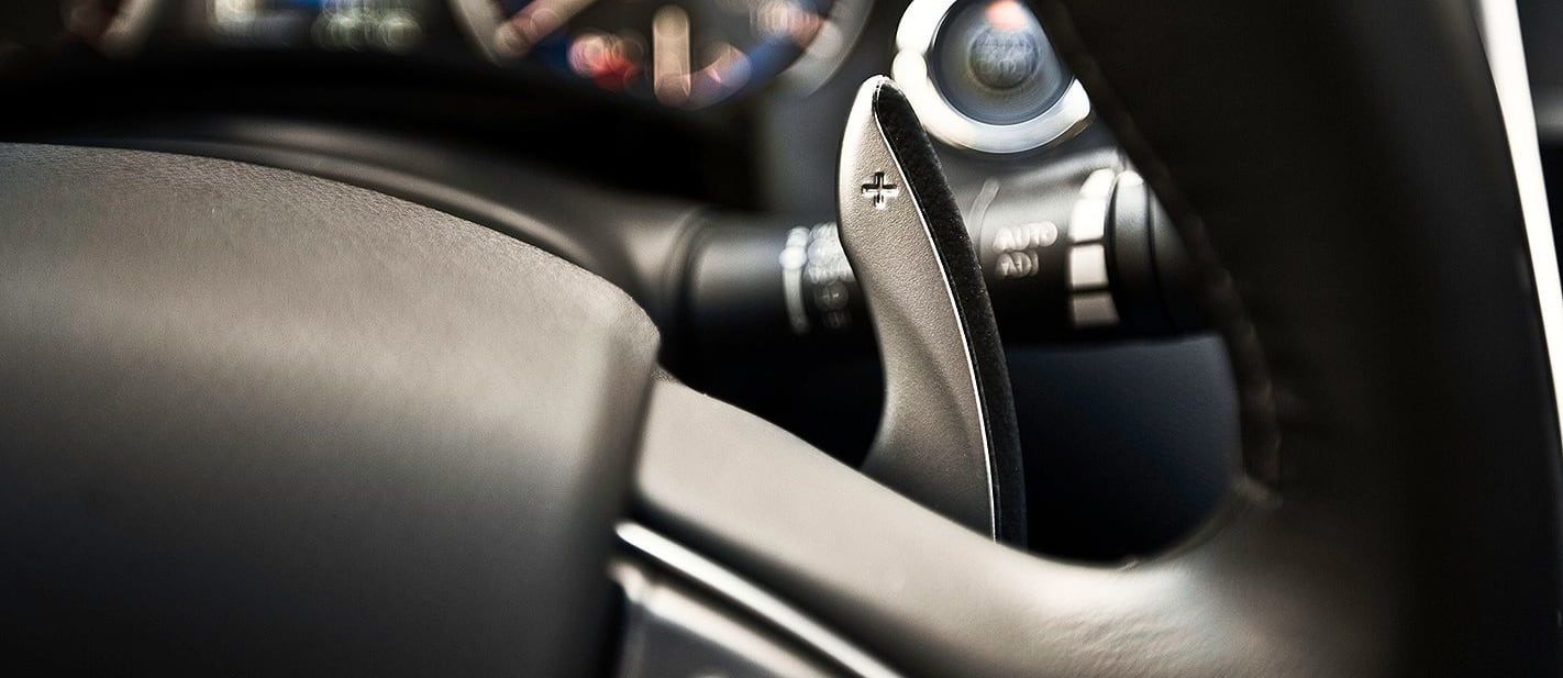 How to use paddle shifters and when you should