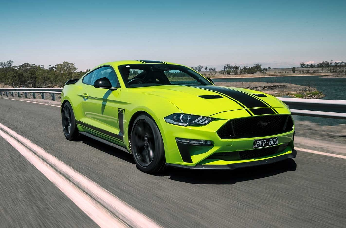 Ford Mustang R-Spec review