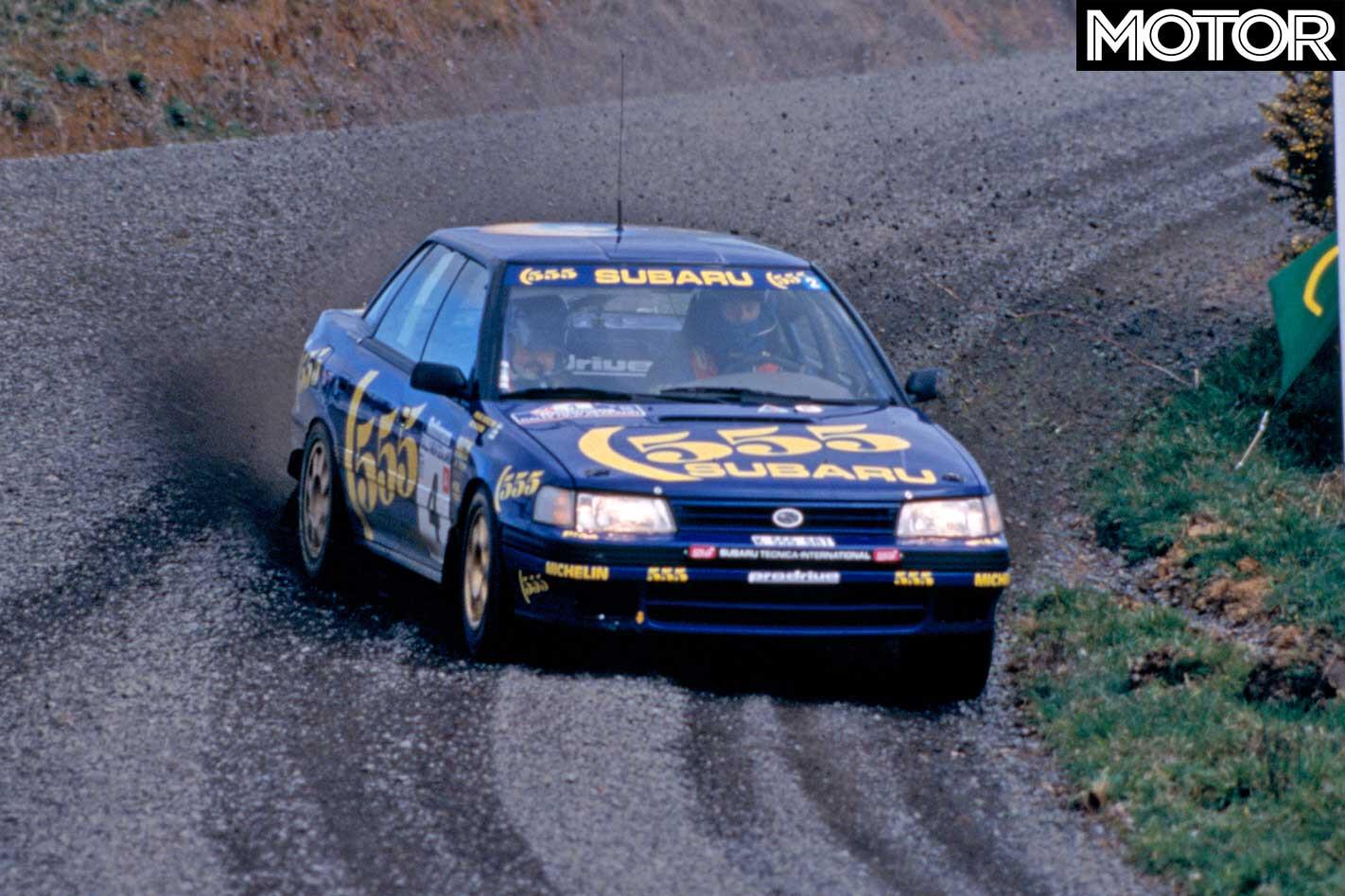 Subaru Legacy Rally Car Jpg