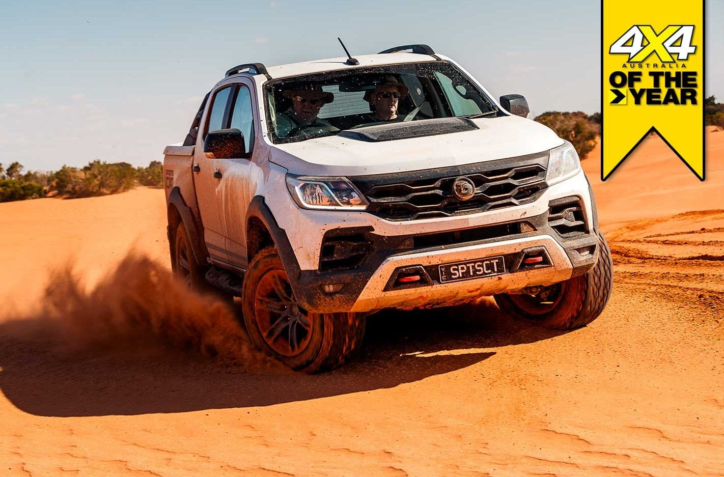 HSV Colorado SportsCat 2019 4x4 of the Year contender