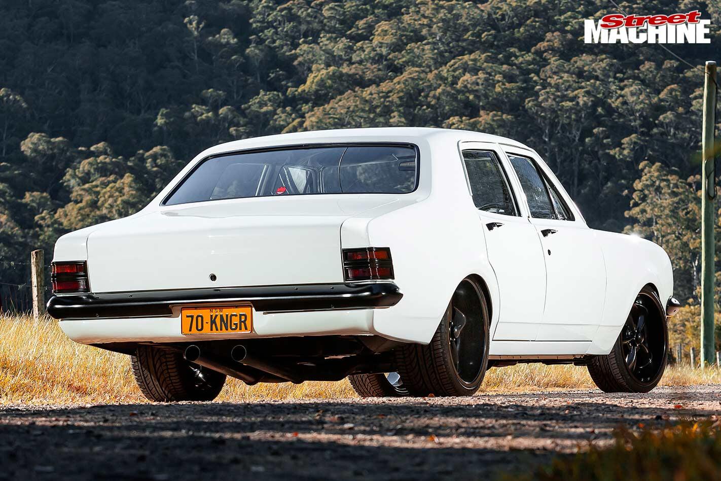 Holden HT Kingswood rear