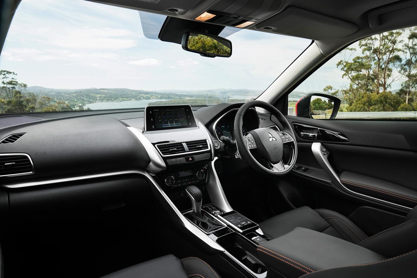Mitsubishi Eclipse Cross Interior Jpg