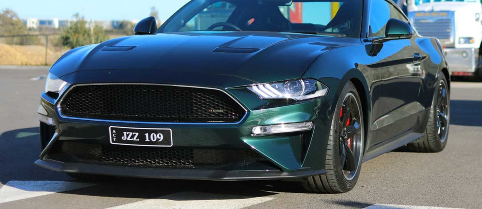 Tickford Bullitt Mustang Power Pack