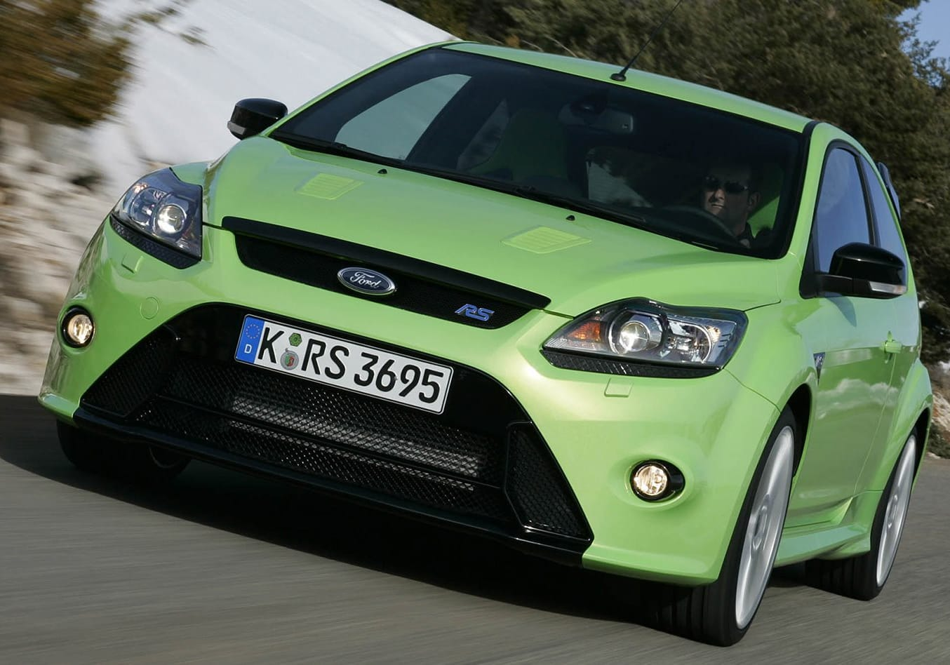 2008 Ford Focus RS main
