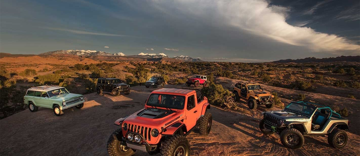 2018 Moab Easter Jeep Safari Concept 4 X 4 Highlights Feature Jpg
