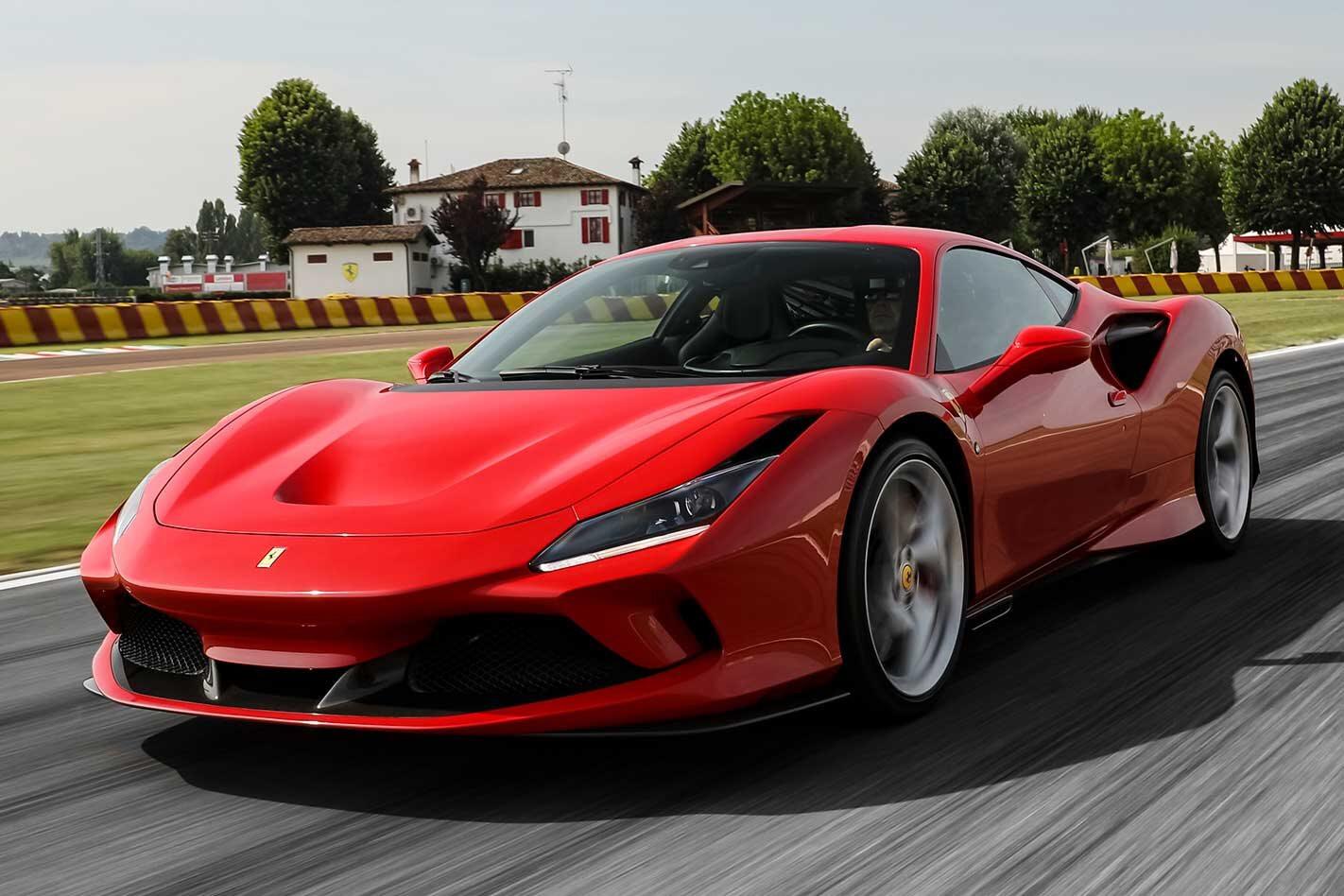 Ferrari F8 Tributo review