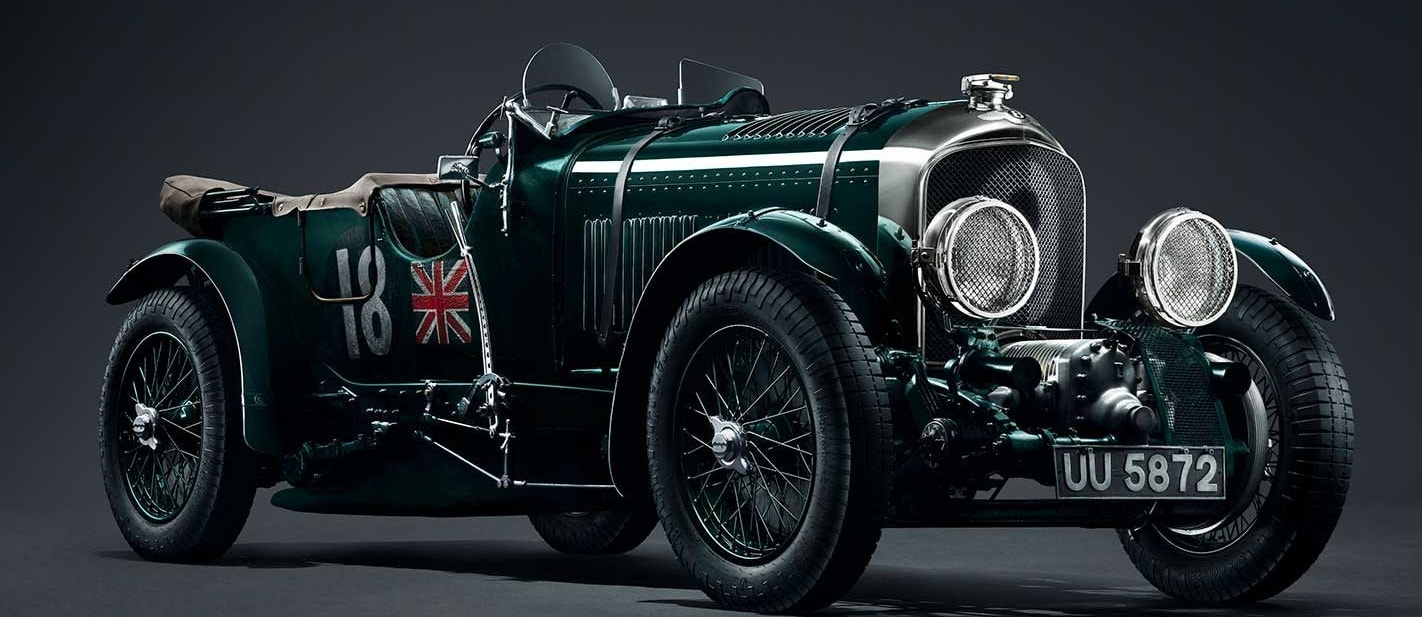 Blower Bentley continuation production
