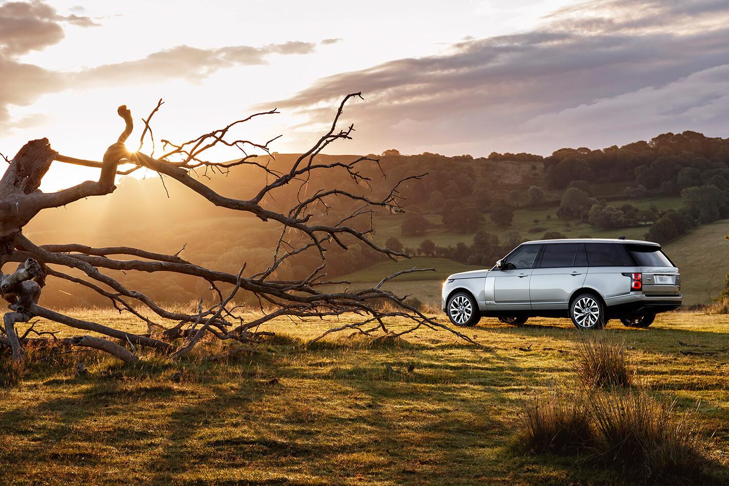 Range Rover 4x4