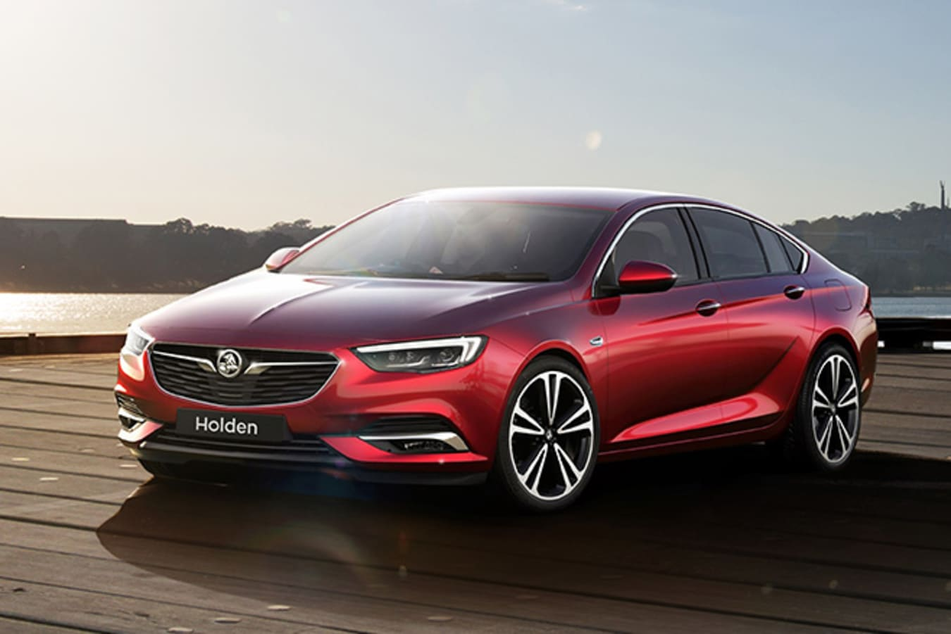 2018 Holden Commodore revealed