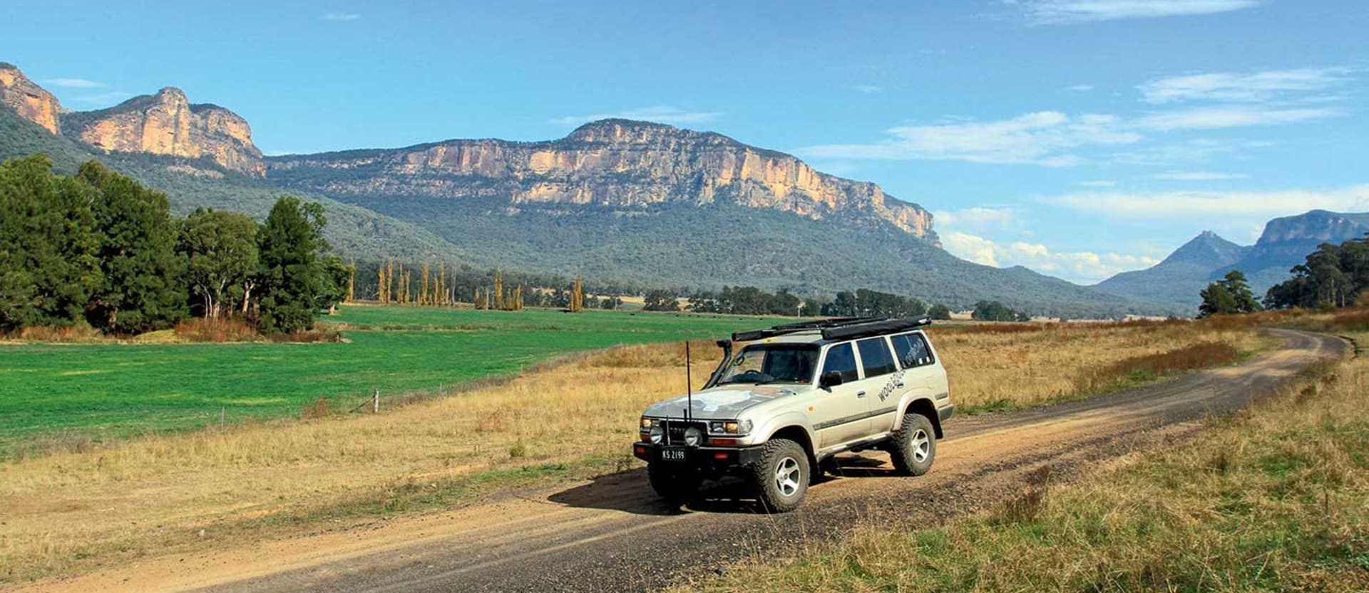 Wollemi National Park 4x4 trip guide