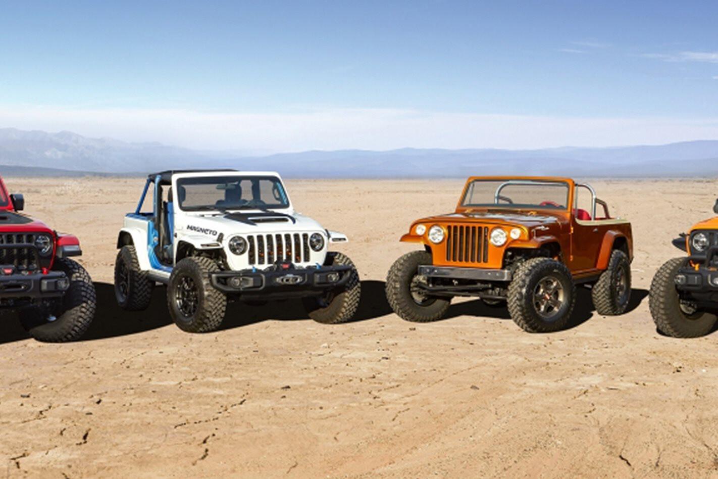 Jeep Easter Safari Concept Vehicles 2 Jpg