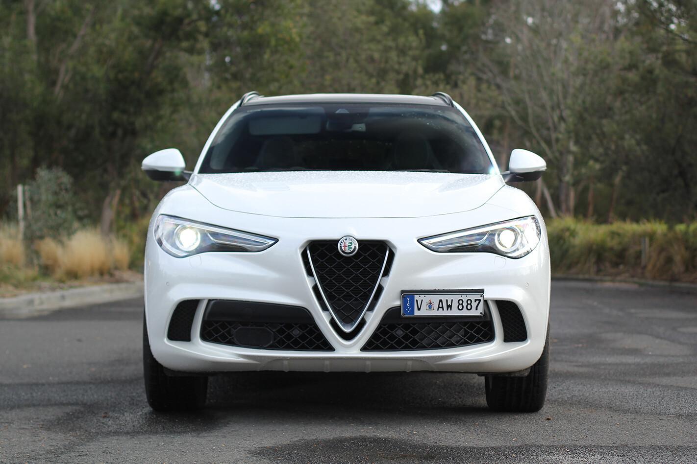 Alfa Romeo Front Jpg