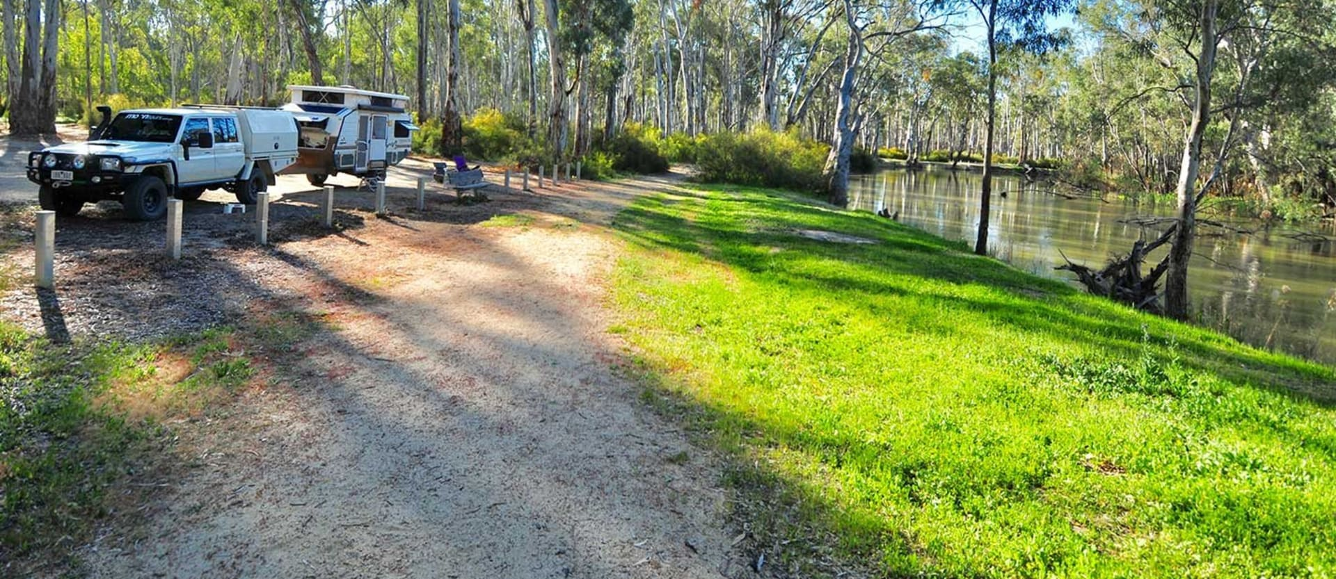 Exploring the Murray River NSW 4x4 travel guide