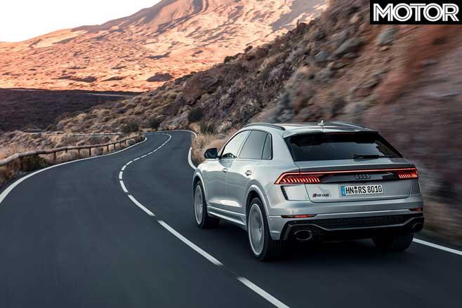 Audi RS Q 8 MOTOR Road Jpg