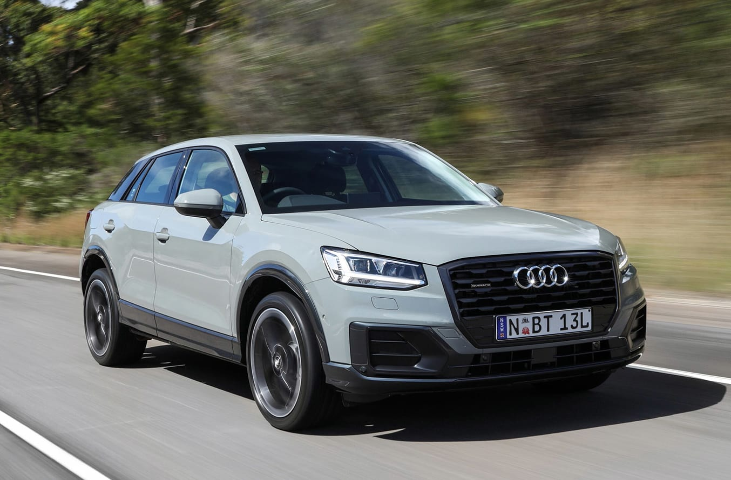 2017 Audi Q2 2.0 TSFI quattro Sport quick review