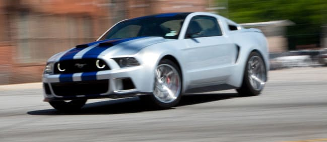 Ford, Mustang, Shelby, Need, For, Speed, movie, adaptation