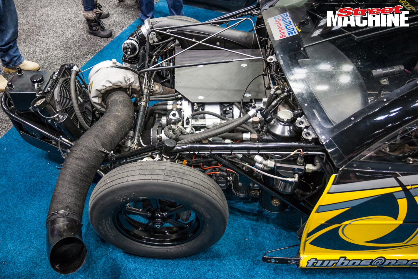 PAC Factory Extreme Turbosmart 6421