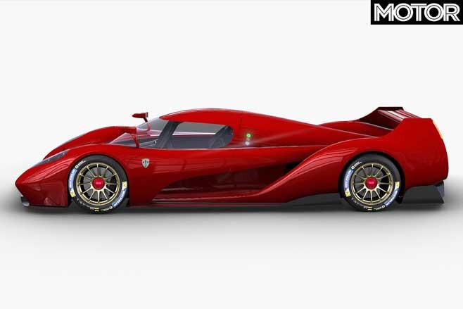 Scuderia Cameron Glickenhaus Scuderia Cameron Glickenhaus Reveals WEC Hypercar Racer Side Jpg