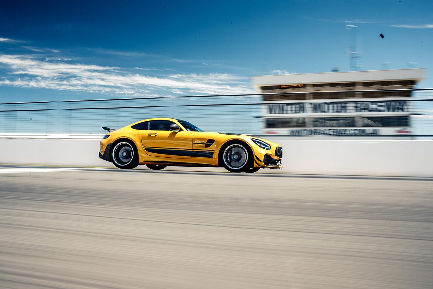 Mercedes AMG GT R Pro MOTOR Shootout Main Jpg