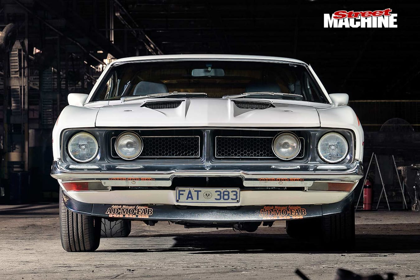 Ford Falcon front