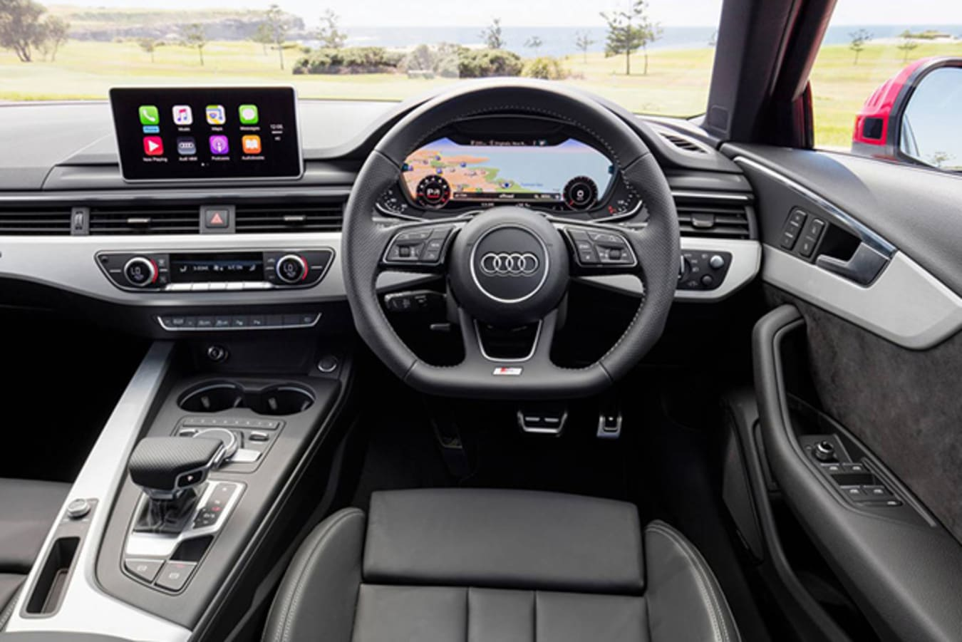 2017 Audi A4: WhichCar Style Awards