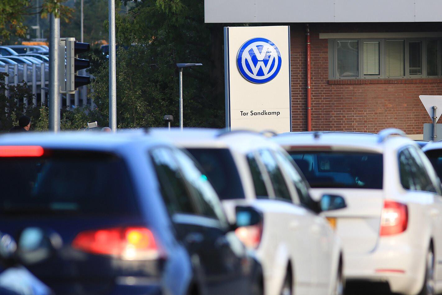 VW confirms huge Dieselgate recall