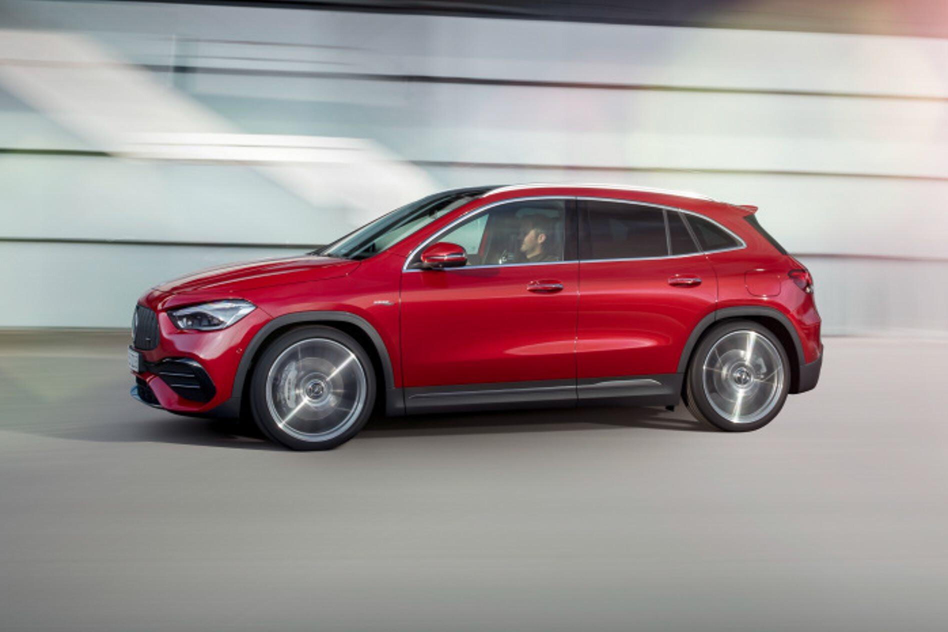 Mercedes-Benz GLA 35 2020