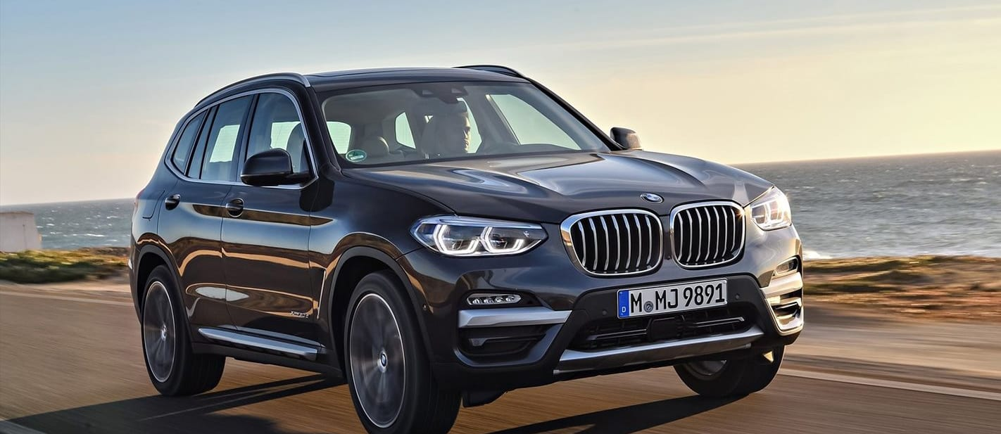 2018 BMW X3 sDrive20i shaves $3000 off entry-level price