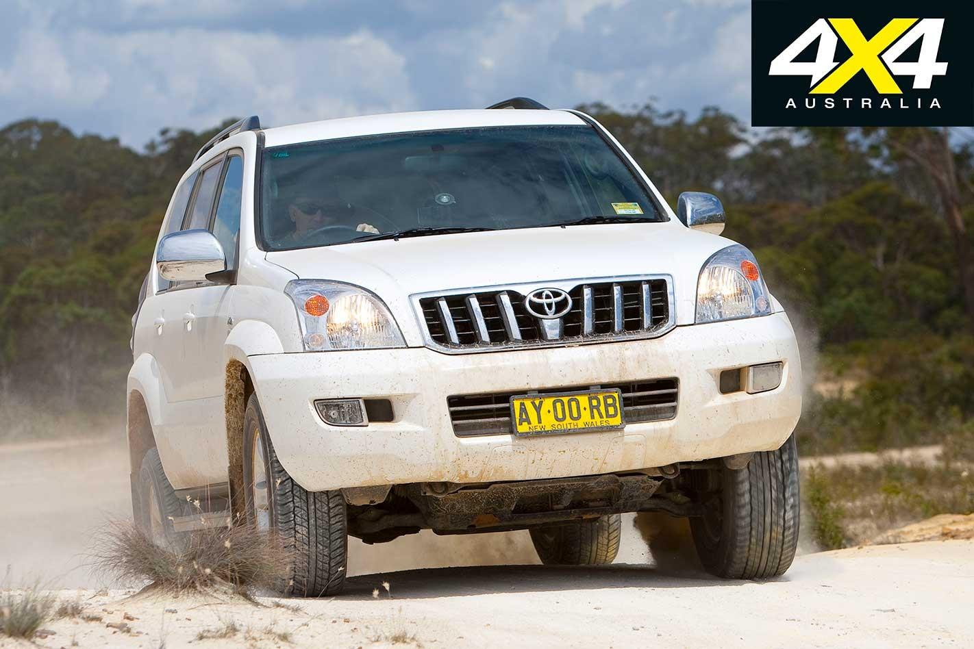 2009 Toyota Land Cruiser Prado Drive Jpg