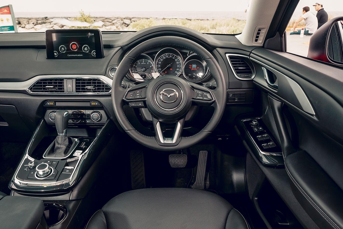 Mazda Carplay Interior Jpg