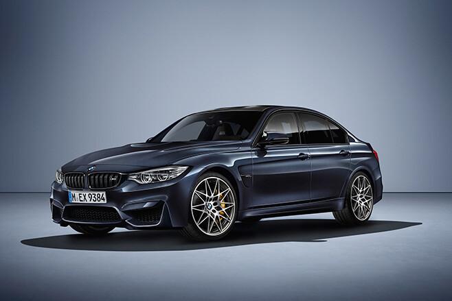 BMW M3 Jahre