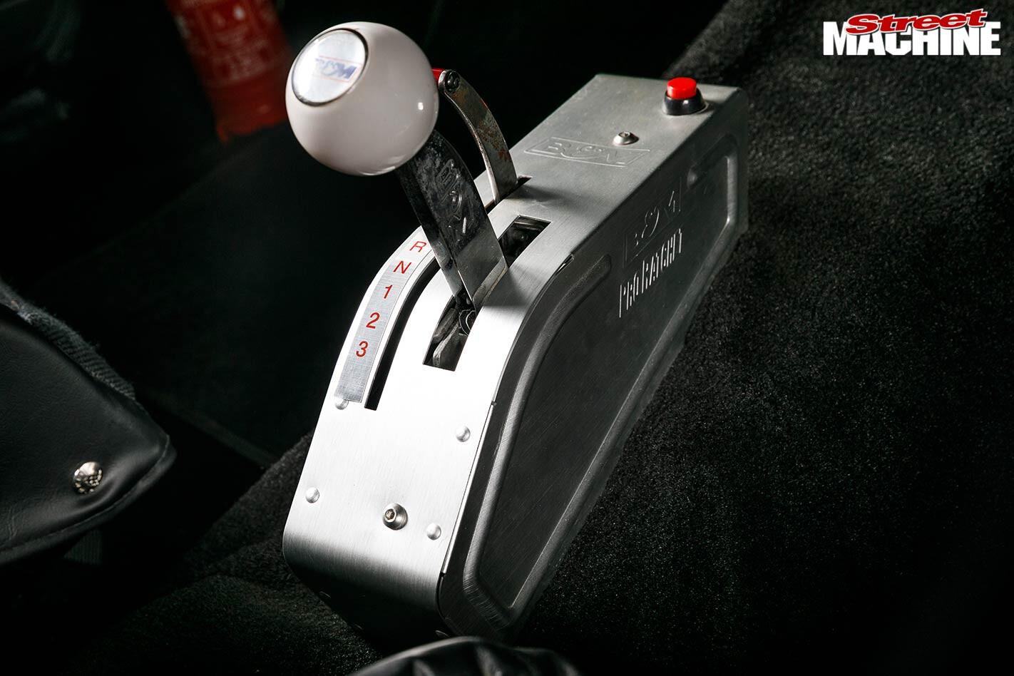 Ford Falcon XY ute shifter