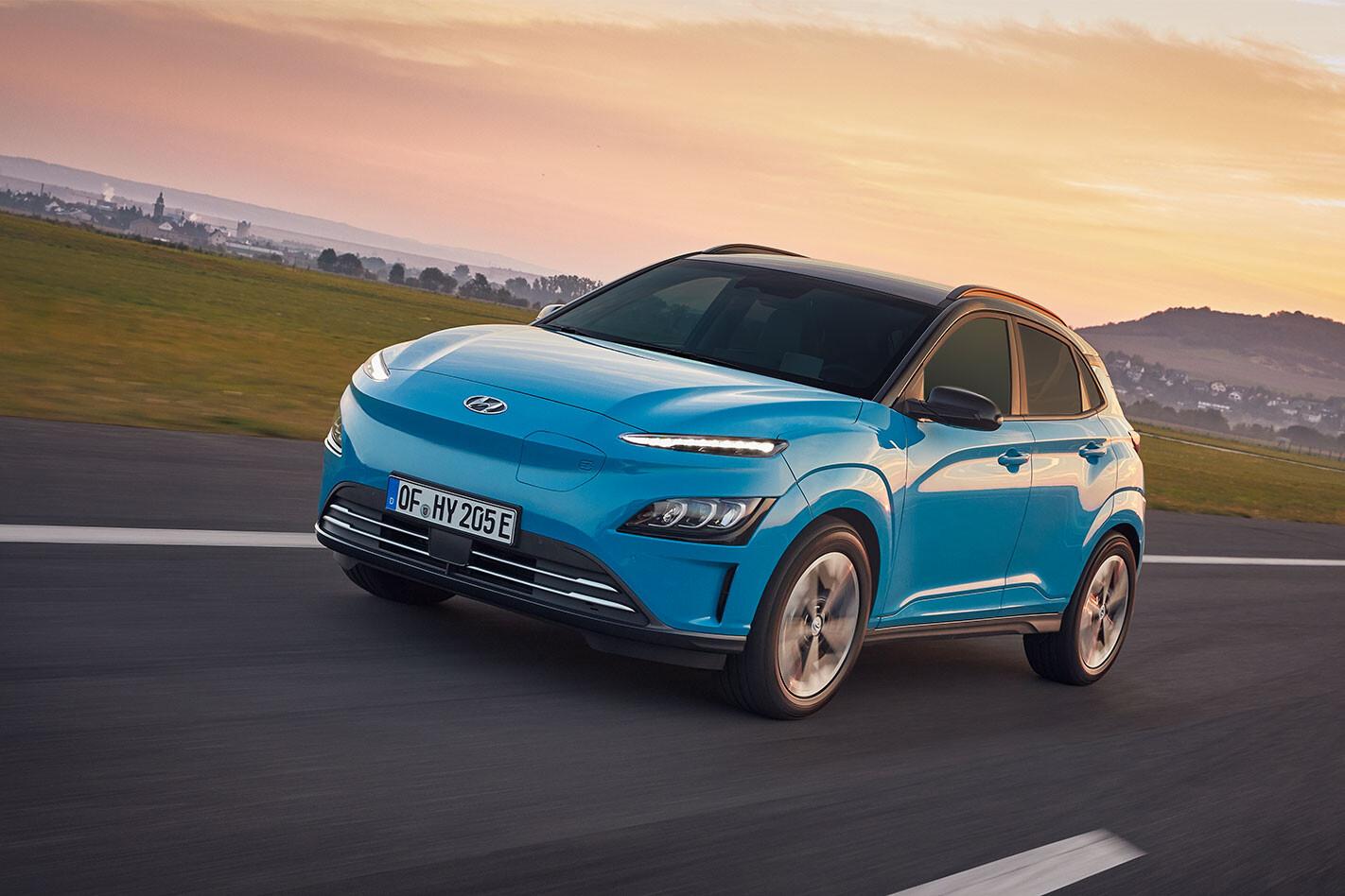 Hyundai Kona Electric Standard Range for Australia
