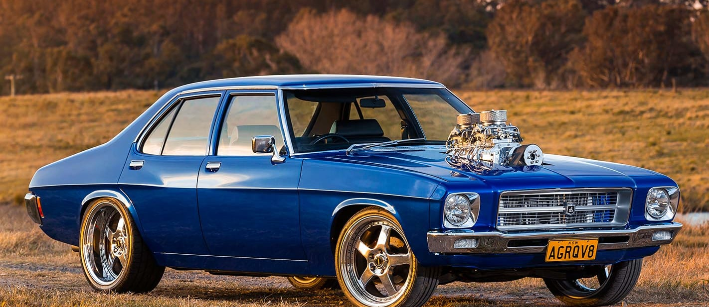 holden hq front nw