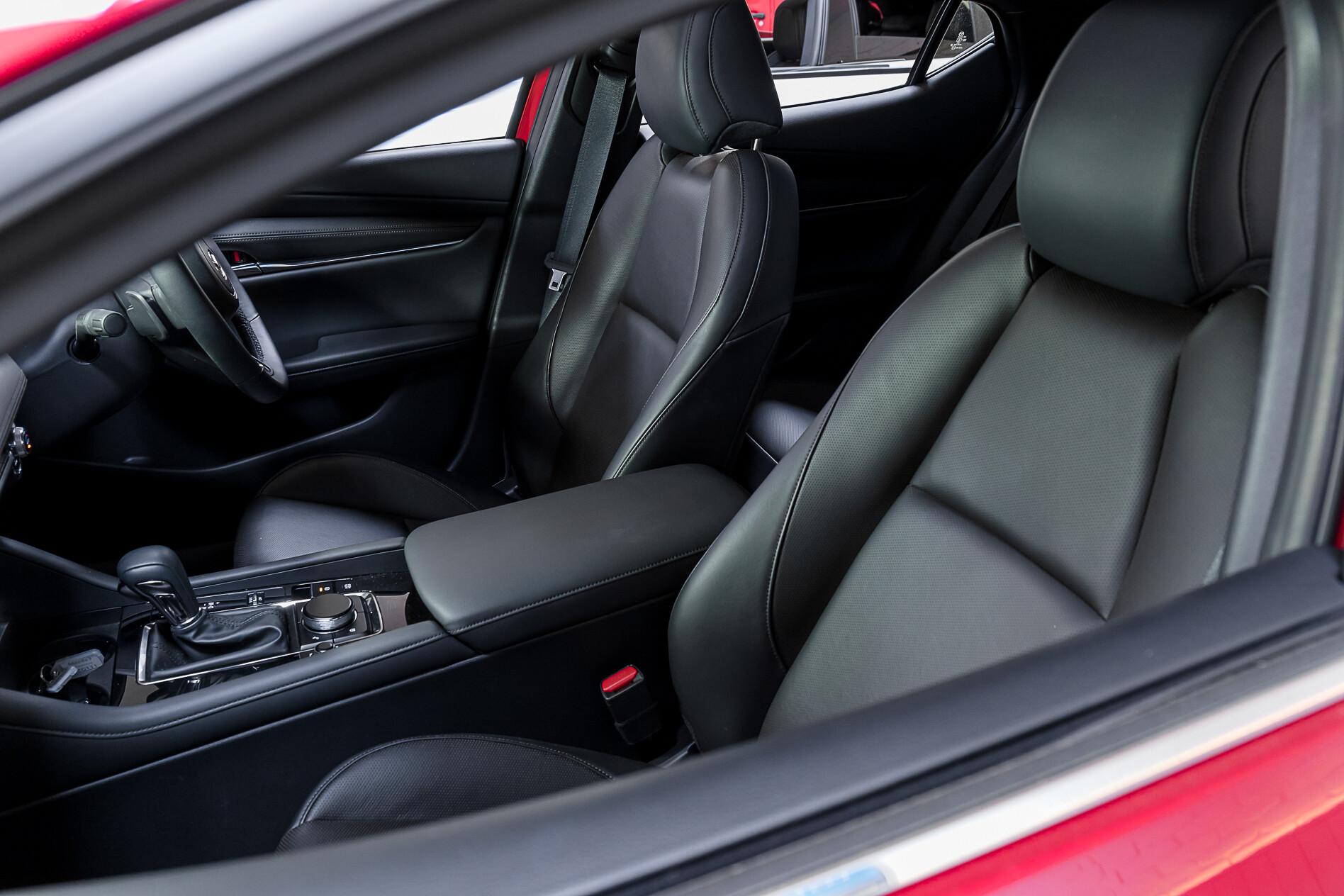 WCSA 2020 Mazda3