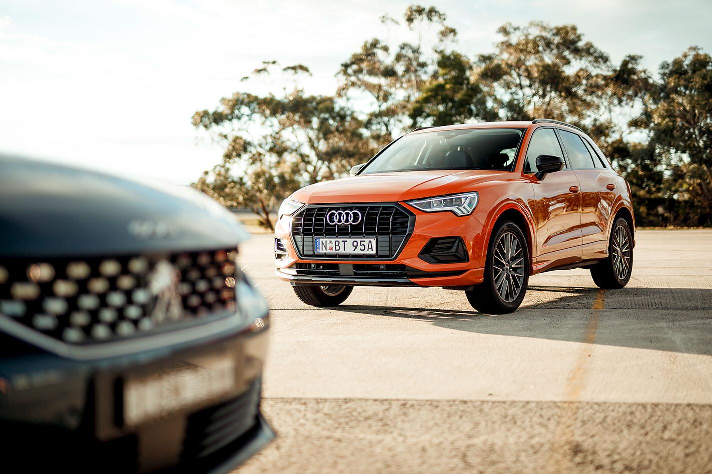 Audi Q3 - 2020 COTY Contender