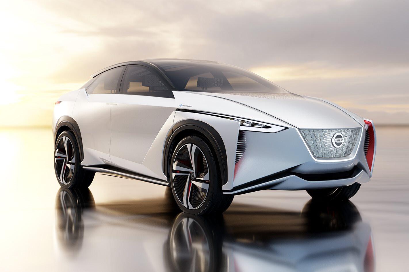 2017 Tokyo Motor Show Nissan IMx concept revealed