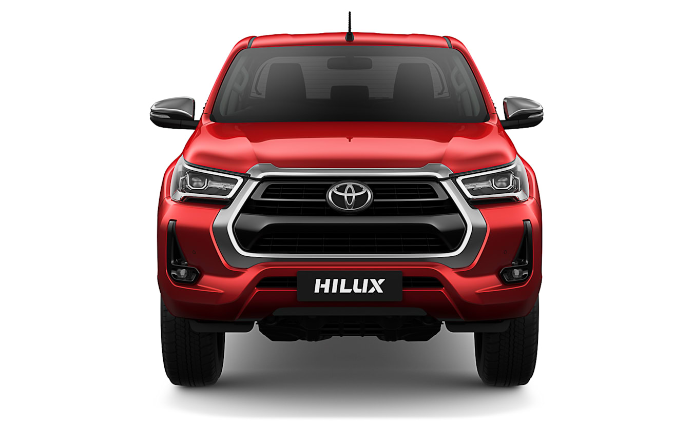 Toyota Hilux 2020 grille
