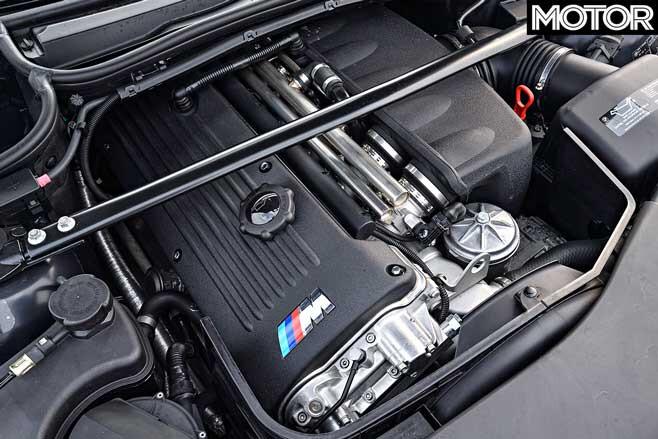 BMW E 46 M 3 S 54 Engine Jpg