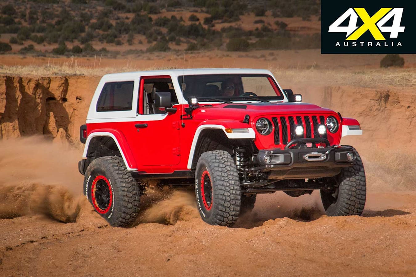 2018 Moab Easter Jeep Safari Concept 4 X 4 Highlights Jeepster Jpg