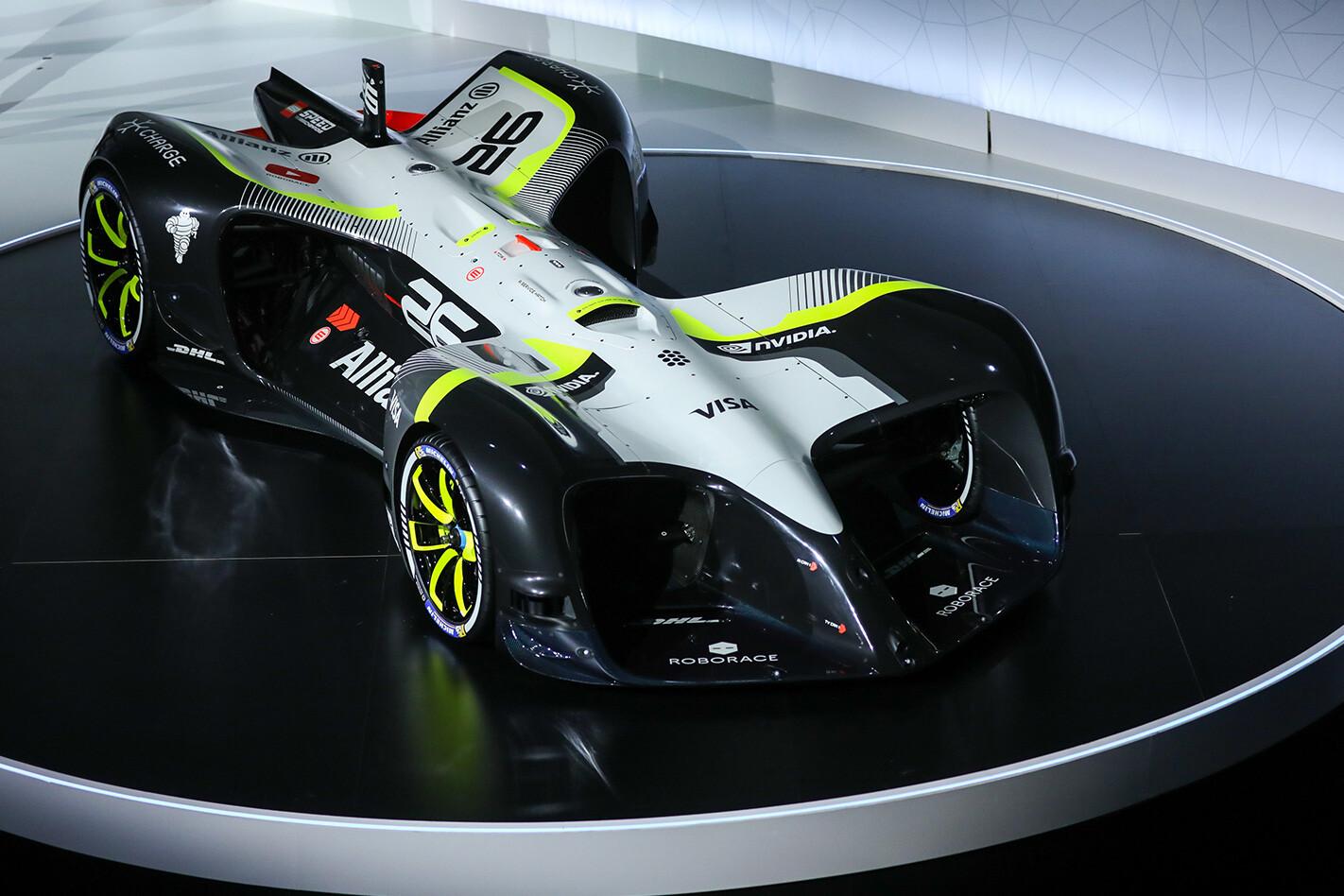 Robo Race Car Jpg