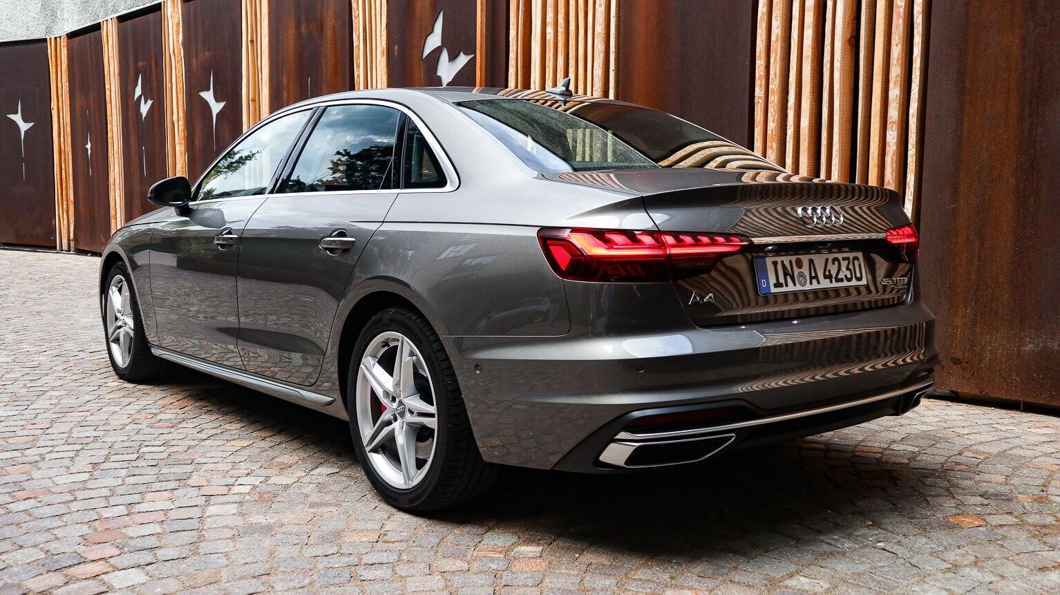 Audi A4 45 TFSI quattro 2020 review