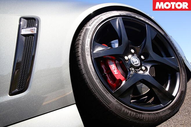 Hi-torque hsv gen-f clubsport wheel